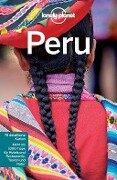 Lonely Planet Reiseführer Peru - Carolyn McCarthy