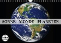Sonne, Monde und Planeten (Wandkalender 2019 DIN A4 quer) - Elisabeth Stanzer