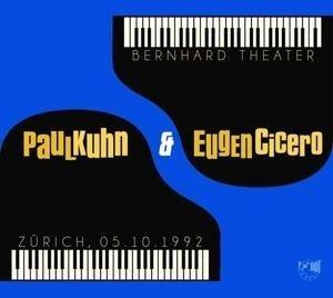 Paul Kuhn, Eugen Cicero - Bernhard Theater Zürich -05.10.1992 - Paul Kuhn, Eugen Cicero