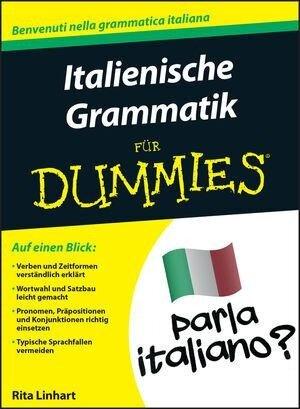 Italienische Grammatik für Dummies - Rita Linhart