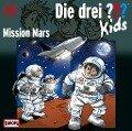 Die drei ??? Kids 36. Mission Mars (drei Fragezeichen) CD - Ulf Blanck