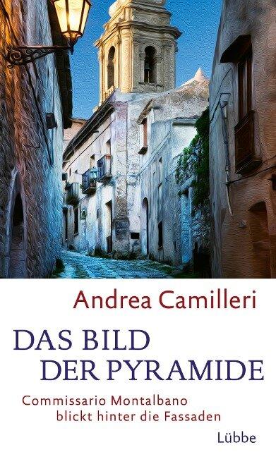 Das Bild der Pyramide - Andrea Camilleri