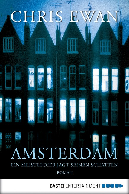 Amsterdam - Chris Ewan