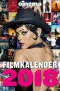 CINEMA Filmkalender 2018 -