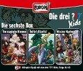 Die drei ??? Kids 3er Box 06. Folgen 16-18 (drei Fragezeichen) 3 CDs -