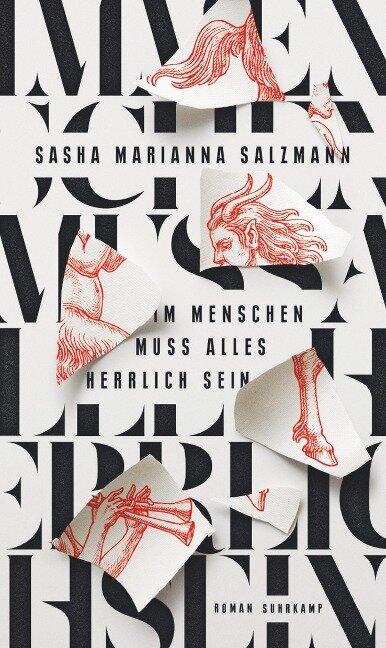 Im Menschen muss alles herrlich sein - Sasha Marianna Salzmann