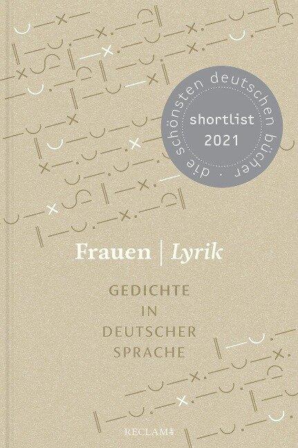 Frauen | Lyrik. Gedichte in deutscher Sprache -