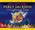Percy Jackson and the Lightning Thief - Rick Riordan, Matthew Dilley