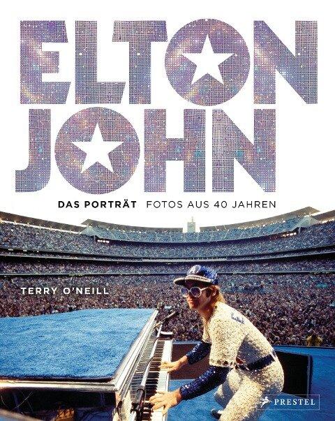 Elton John - Terry O'Neill