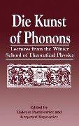 Die Kunst of Phonons -