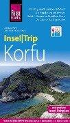 Reise Know-How InselTrip Korfu - Andreas Pech, Annika Pech, Julia Pech