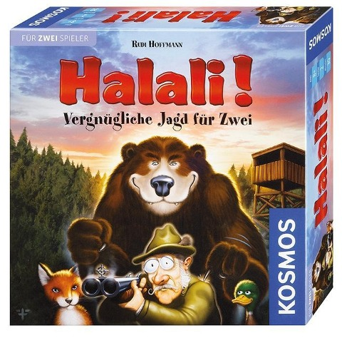 Halali! - Rudi Hoffmann