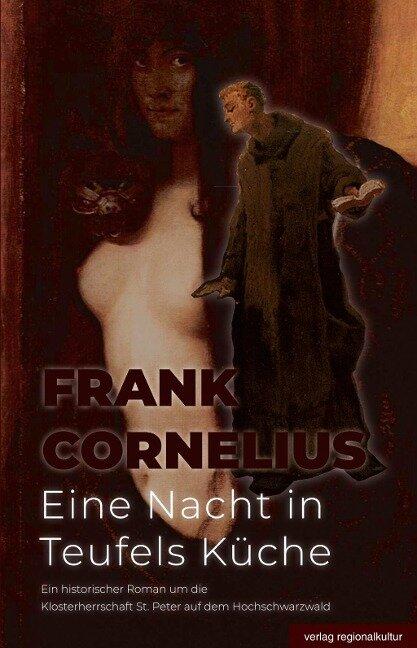 Eine Nacht in Teufels Küche - Frank Cornelius
