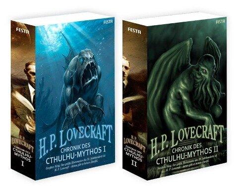 Chronik des Cthulhu-Mythos I - Howard Phillips Lovecraft