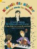 Klassik für Kinder. Violoncello und Klavier -