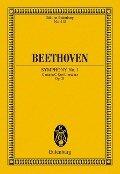 Sinfonie Nr. 1 C-Dur - Ludwig van Beethoven
