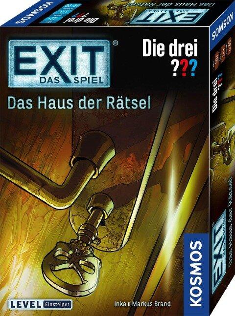 EXIT - Das Haus der Rätsel - Inka Brand, Markus Brand
