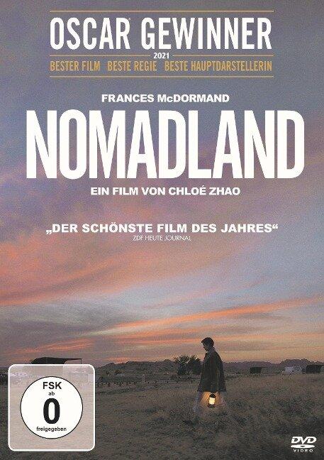 Nomadland - Jessica Bruder, Chloé Zhao, Ludovico Einaudi
