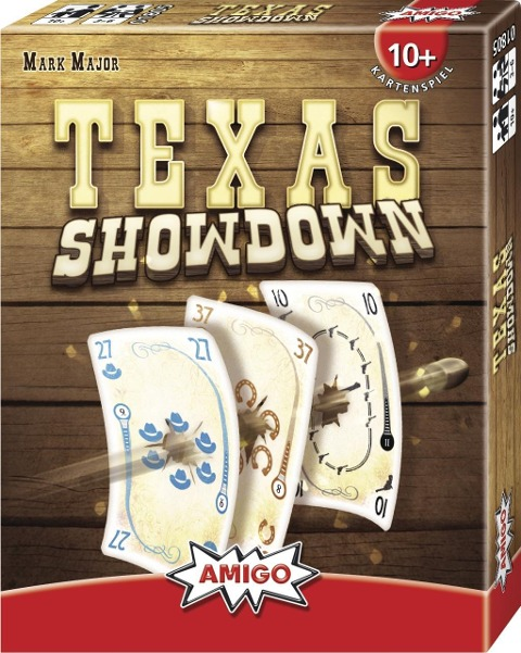 Texas Showdown - Mark Major