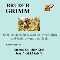Tischlein deck dich, Goldesel streck dich und Knüppel aus dem Sack - Jakob Grimm, Wilhelm Grimm