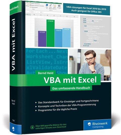 VBA mit Excel - Bernd Held
