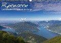 Alpensee - Landschaften im Kontrast der Berge (Wandkalender 2017 DIN A3 quer) - Juergen Schonnop