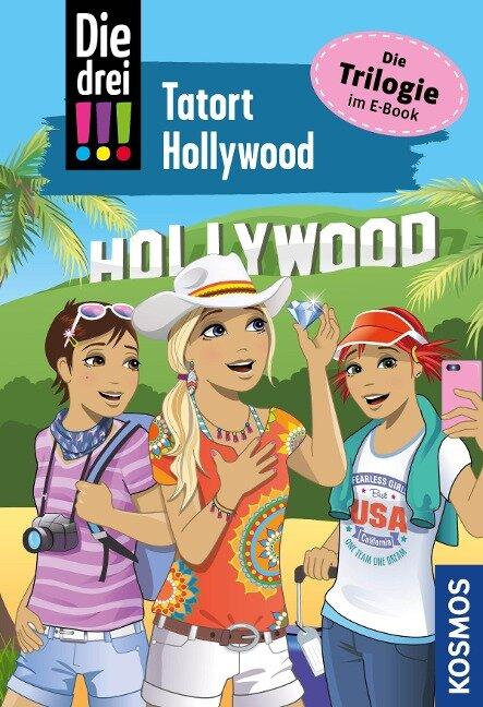 Die drei !!!, 75, Tatort Hollywood (drei Ausrufezeichen) - Kirsten Vogel, Ann-Katrin Heger