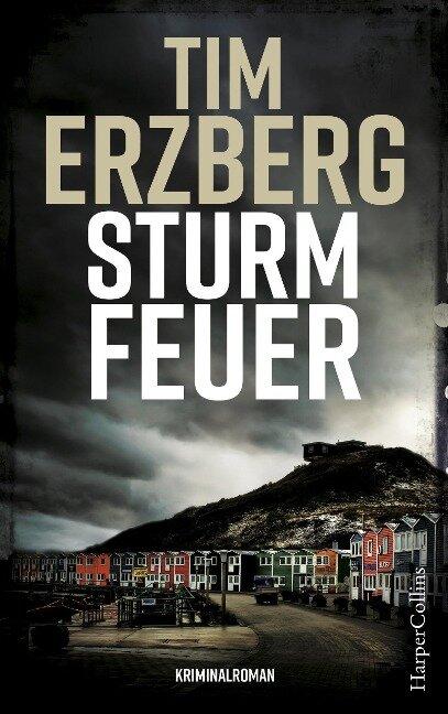 Sturmfeuer - Tim Erzberg