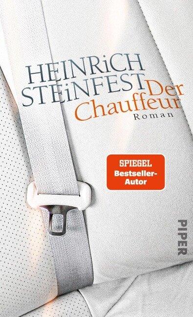 Der Chauffeur - Heinrich Steinfest