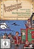 Augsburger Puppenkiste - Als der Weihnachtsmann vom Himmel fiel - Cornelia Funke