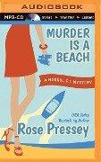 Murder Is a Beach - Rose Pressey