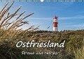 OSTFRIESLAND Strand und Mee(h)r (Wandkalender 2018 DIN A3 quer) Dieser erfolgreiche Kalender wurde dieses Jahr mit gleichen Bildern und aktualisiertem Kalendarium wiederveröffentlicht. - Andrea Dreegmeyer