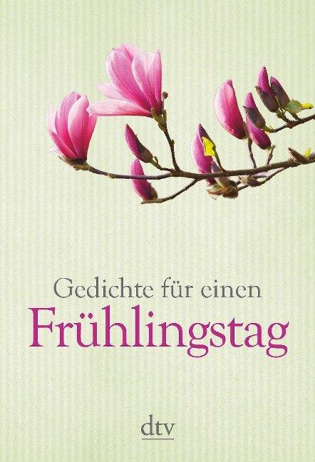 Gedichte für einen Frühlingstag -