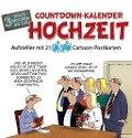 Countdown-Kalender Hochzeit - Uli Stein
