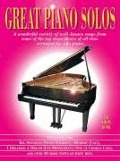 Great Piano Solos The Show Book -