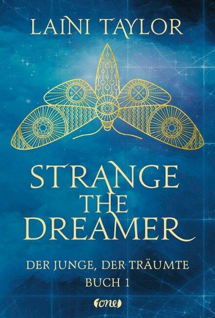 Strange the Dreamer - Der Junge, der träumte - Laini Taylor