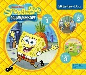 SpongeBob 1 Starter Box - Spongebob Schwammkopf