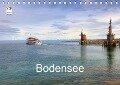 Bodensee (Tischkalender 2019 DIN A5 quer) - Joana Kruse