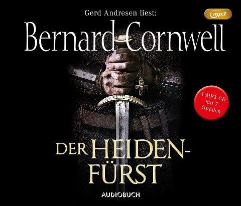 Der Heidenfürst (MP3-CD) - Bernard Cornwell