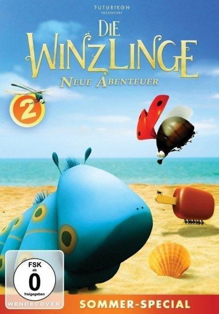Die Winzlinge (2), Neue Abenteuer - Die Winzlinge