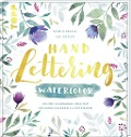 Handlettering Watercolor - Yasmin Reddig, Sue Hiepler