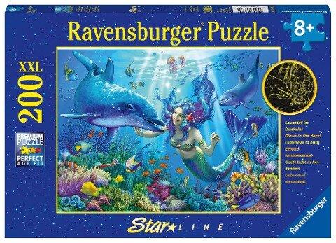 Leuchtendes Unterwasserparadies Sonderserie 100/200 Teile XXL Puzzle -