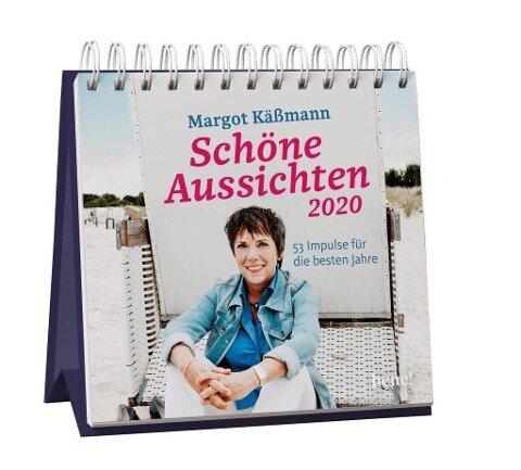 Schöne Aussichten 2020 - Aufstellkalender - Margot Käßmann