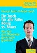 Ein Tusch für alle Fälle: König vs. Bauer - Manuel Tusch, Ralph Spiel