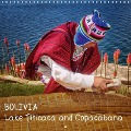 BOLIVIA Lake Titicaca and Copacabana (Wall Calendar 2018 300 × 300 mm Square) - Max Glaser