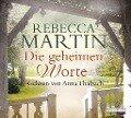 Die geheimen Worte - Rebecca Martin
