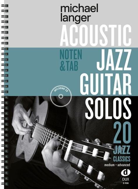 Acoustic Jazz Guitar Solos - Michael Langer