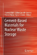 Cement-Based Materials for Nuclear Waste Storage -