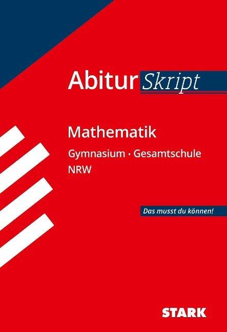 Abiturskript - Mathematik Nordrhein-Westfalen -