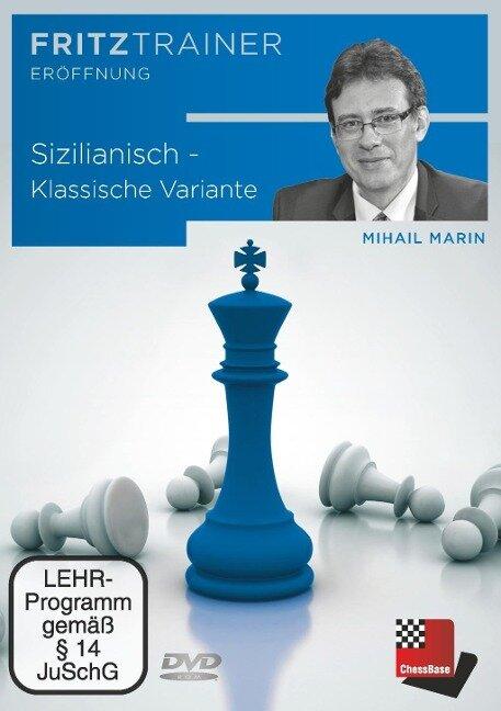 Sizilianisch - Klassische Variante - Mihail Marin